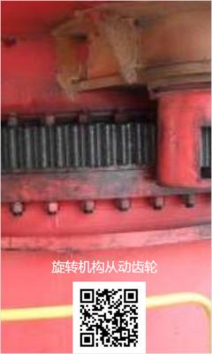 旋转机械从动齿轮